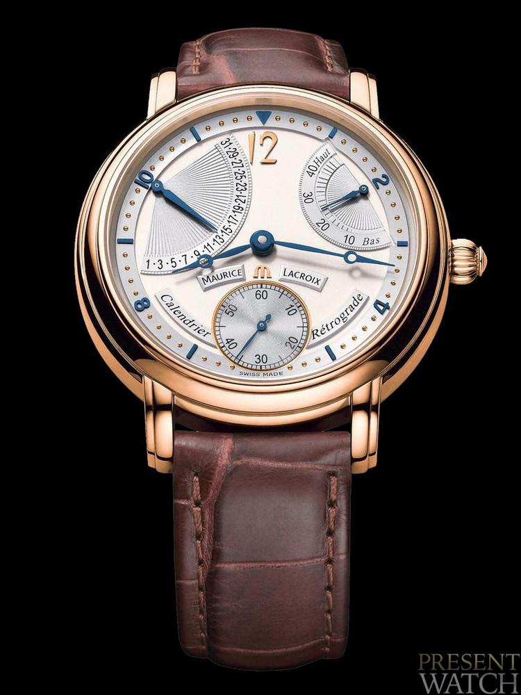 CALENDRIER RETROGRADE MAURICE LACROIX