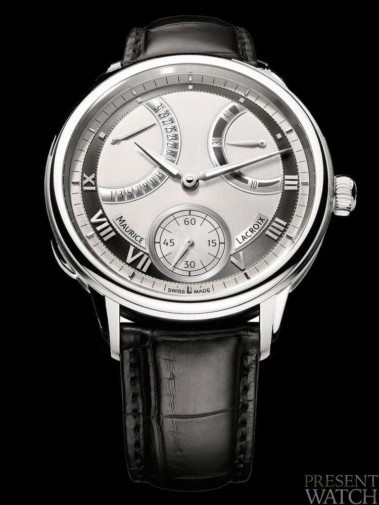 CALENDRIER RETROGRADE 150 MAURICE LACROIX