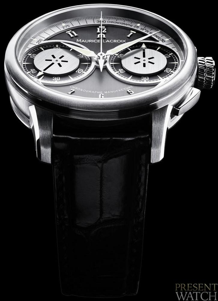 CHRONOGRAPH BY MAURICE LACROIX