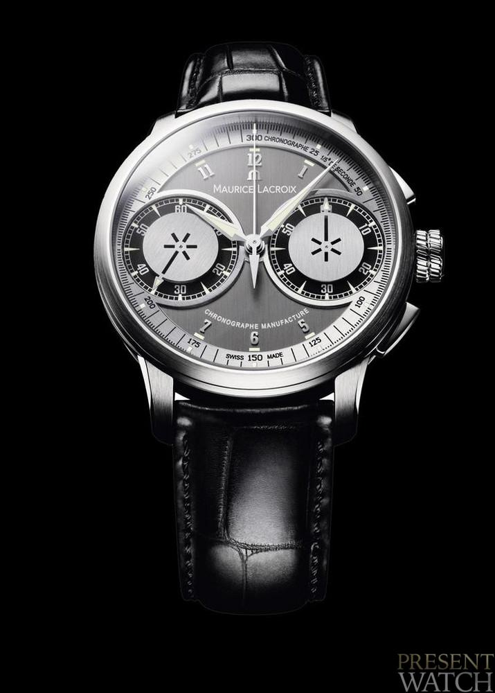 CHRONOGRAPH BY LACROIX FRONT