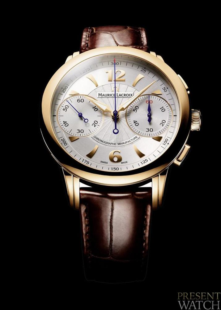 CHRONOGRAPH MAURICE LACROIX FRONT