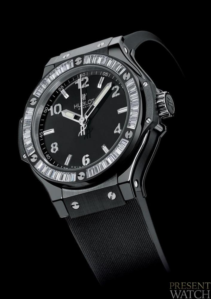 BIG BANG 38MM BLACK