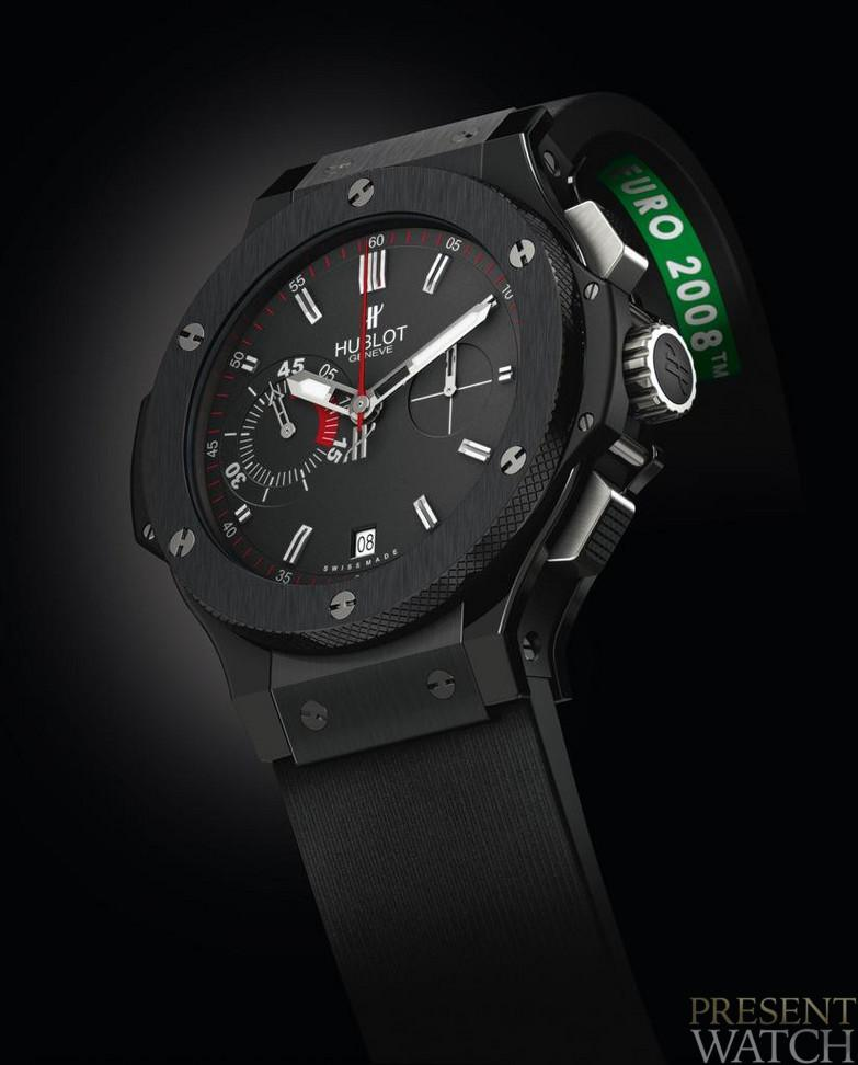 HUBLOT LIMITED EDITION EURO 2008