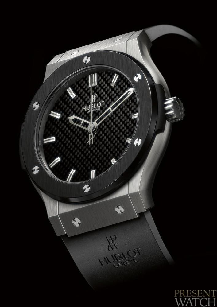 HUBLOT BIG BANG 44MM CLASSIC STEEL