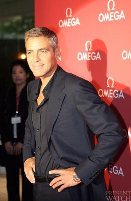 SEAMASTER AND GEORGE CLOONEY