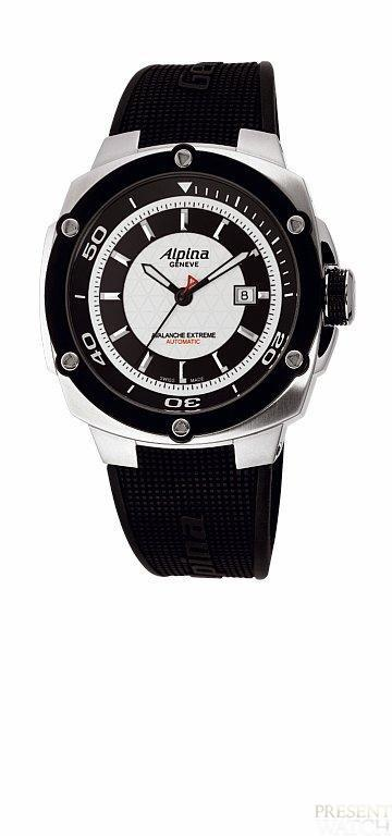 ALPINA 525 COLLECTION BLACK