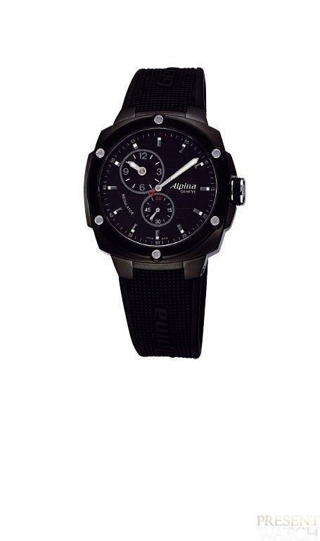 ALPINA 650 COLLECTION BLACK