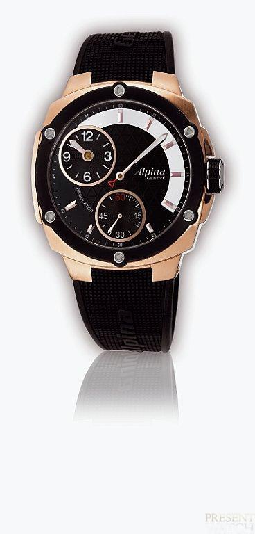 ALPINA 650 COLLECTION PINK GOLD