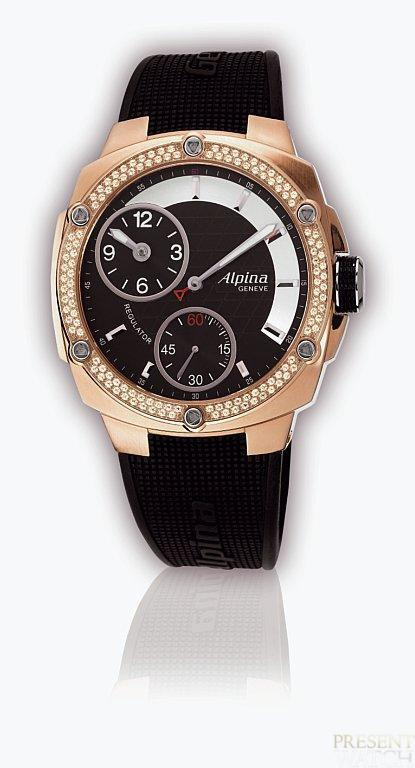 ALPINA 650 COLLECTION GOLD