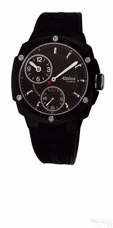 ALPINA 650 COLLECTION LSB BLACK