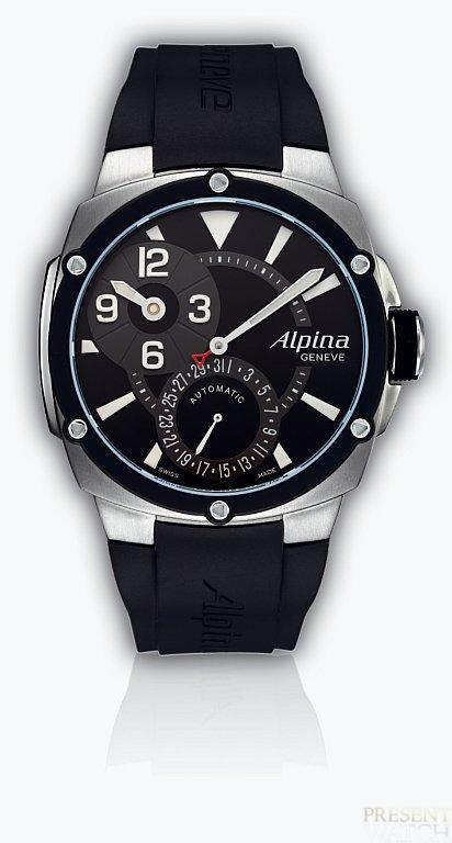 ALPINA 950 COLLECTION BLACK