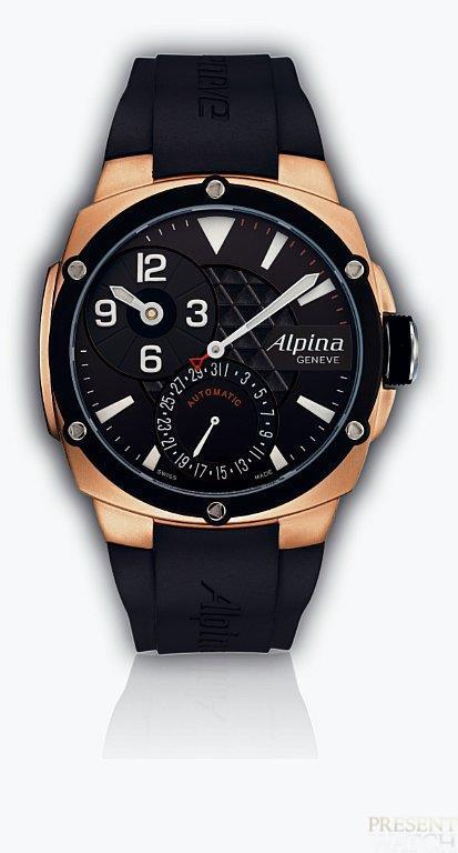 ALPINA 950 COLLECTION PINK GOLD