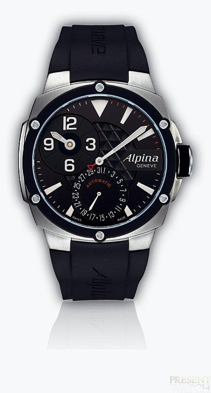 ALPINA 950 COLLECTION STEEL
