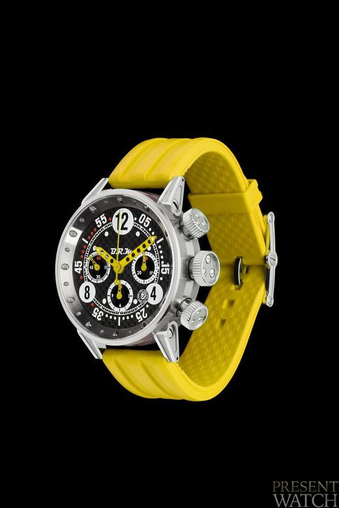BRM V14 YELLOW