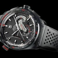 Grand CARRERA 36 RS Caliper Chronograph by Tag Heuer