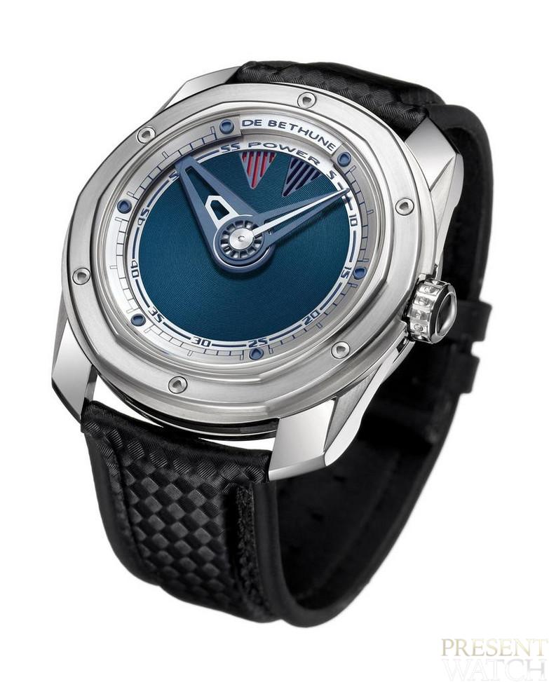 DB22 by De Bethune (white)