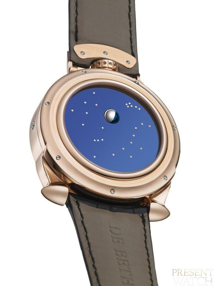 DBD back by De Bethune