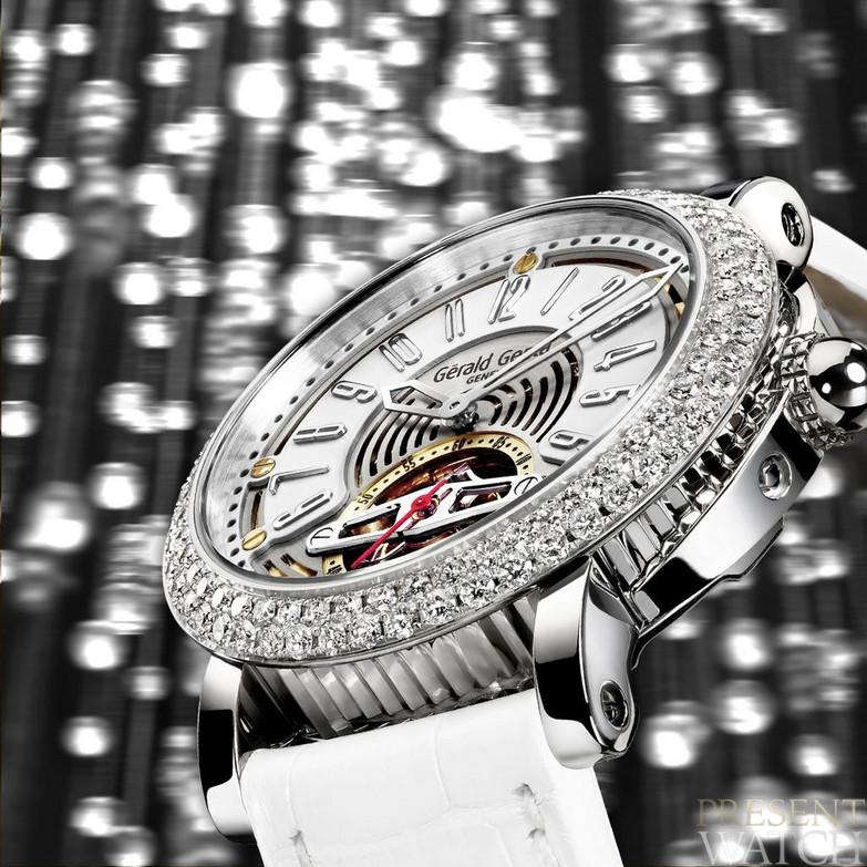 Arena Tourbillon Jewellery