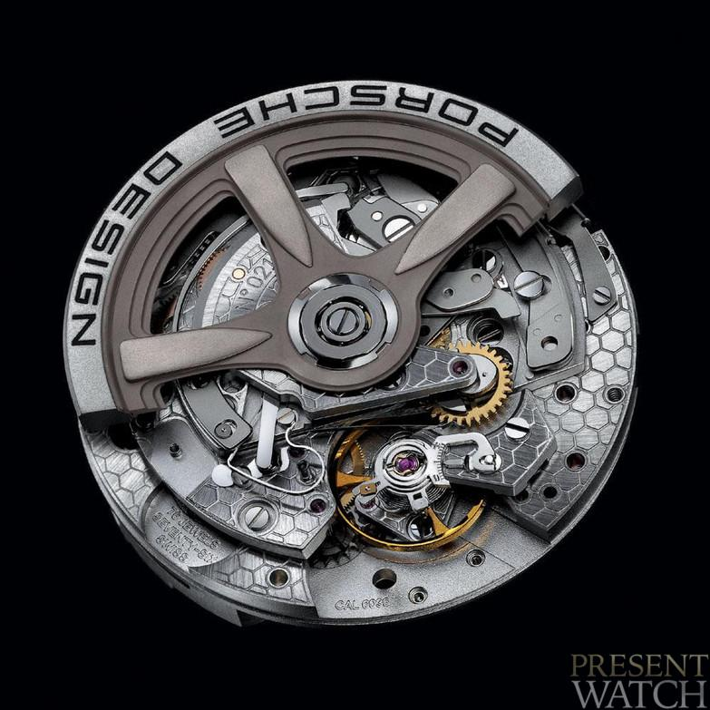 Porsche Design P6910 Movement