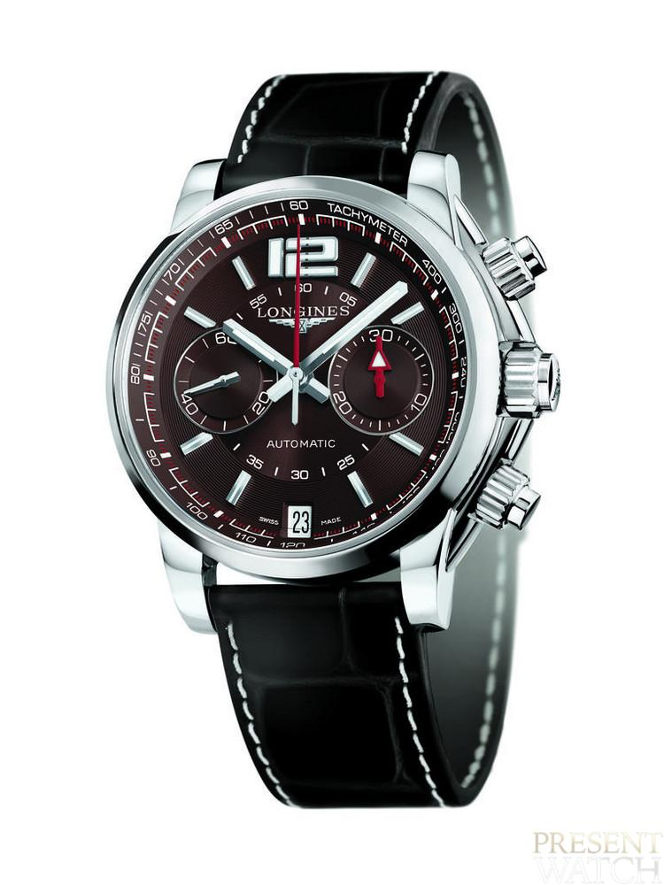 Admiral black by Longines
