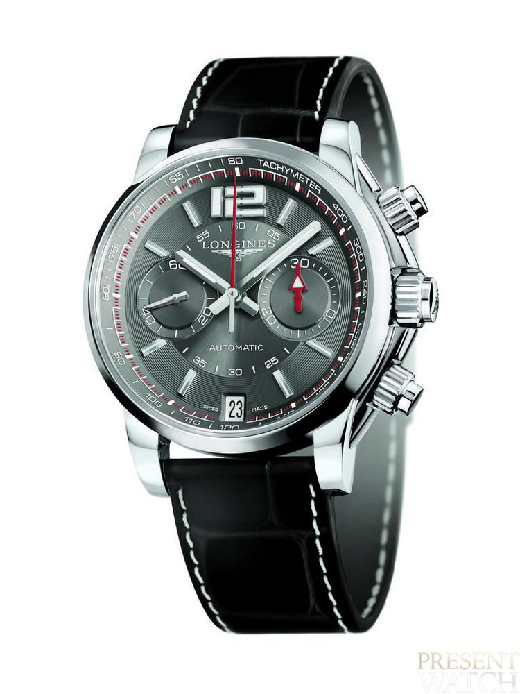 Admiral by Longines (full black)