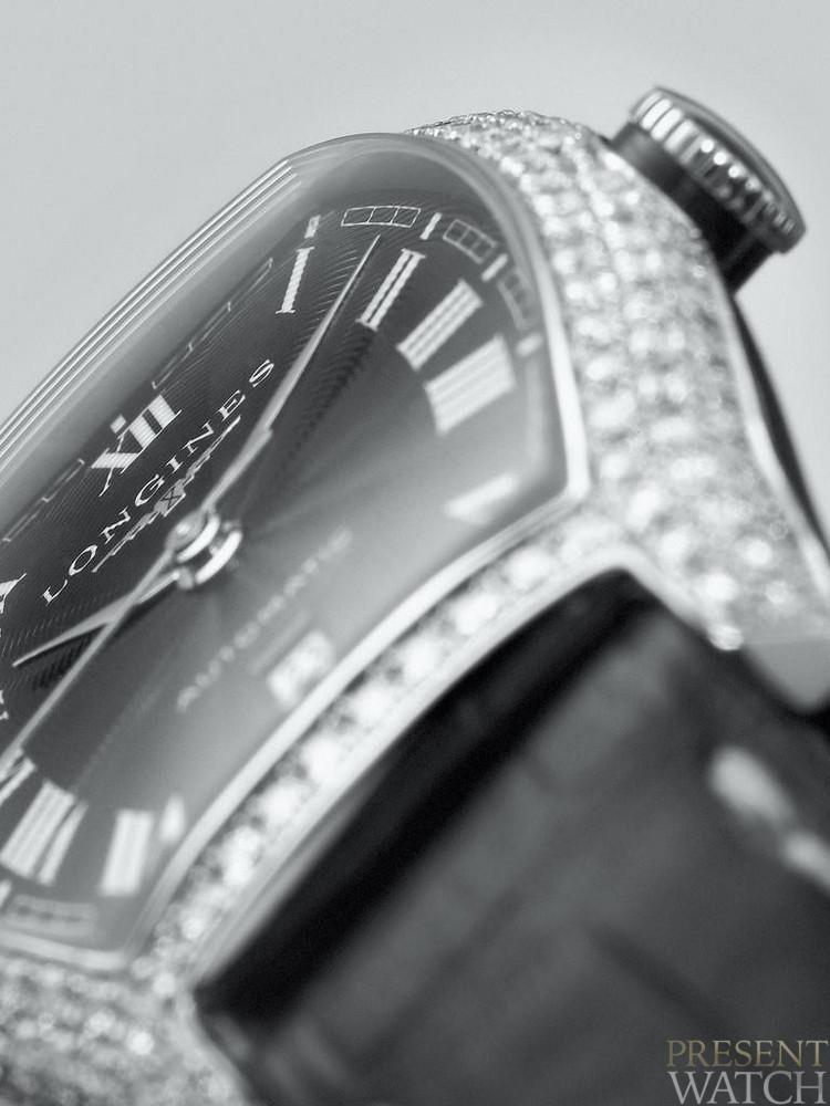 Evidenza Longines close up