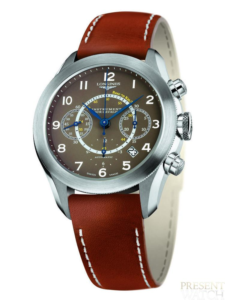 Grande Vitesse by Longines (leather)