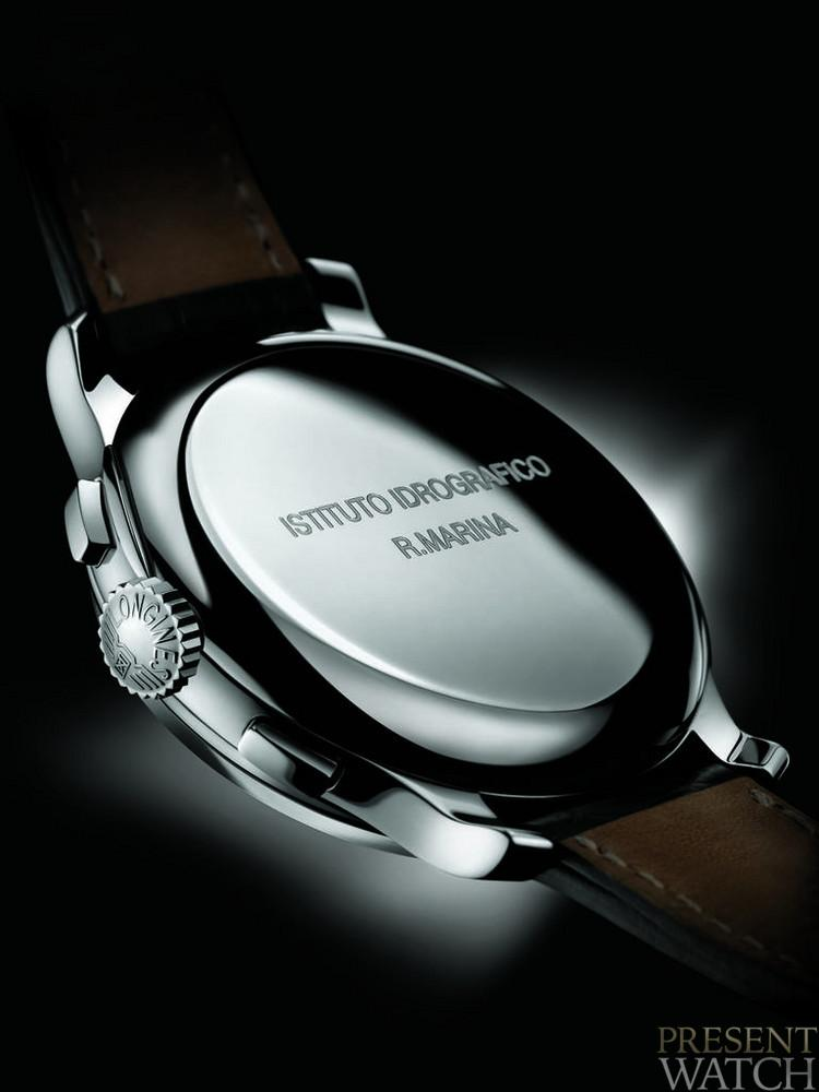 Istituto Idrografico by Longines (back)