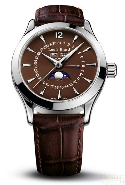 1931 Classic by Louis Erard (brown)