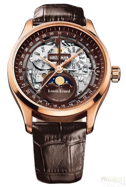 1931 Limited Edition Pink Gold by Louis Erard