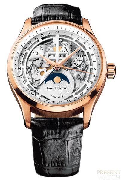 1931 Limited Edition Skeleton by Louis Erard