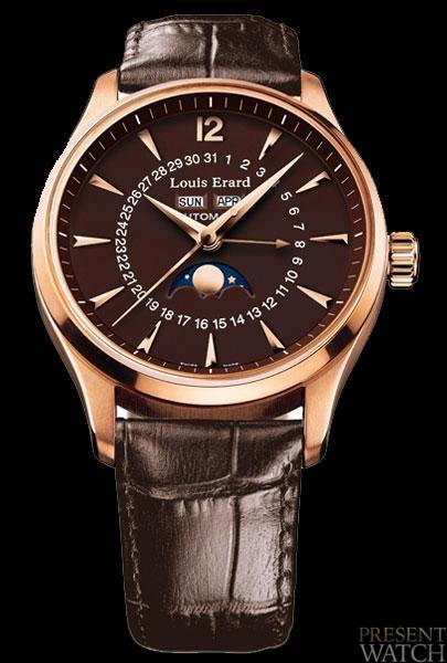 1931 Pink Gold Collection by Louis Erard