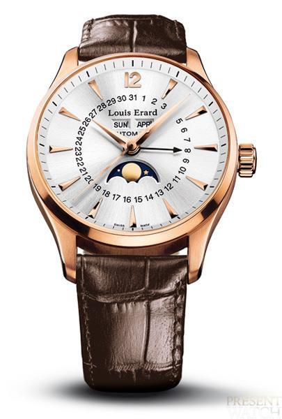 1931 Pink Gold Collection by Louis Erard (9)
