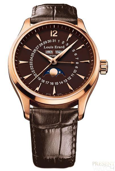 1931 Pink Gold Collection by Louis Erard (10)