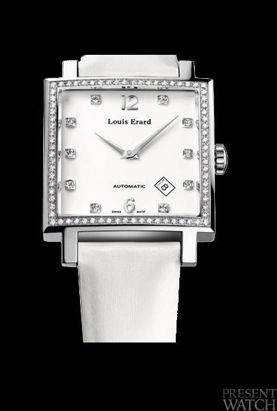 Carree Diamonds by Louis Erard