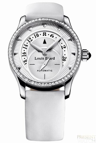 Emotion Diamonds Collection by Louis Erard (white)