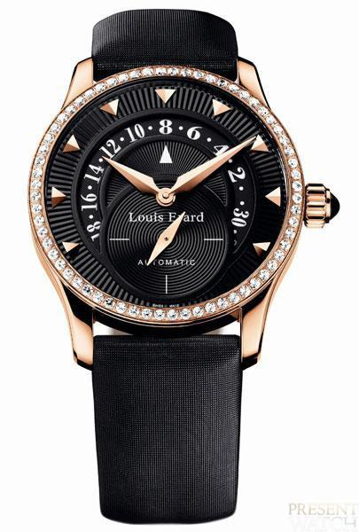Emotion Pink Gold by Louis Erard (black)