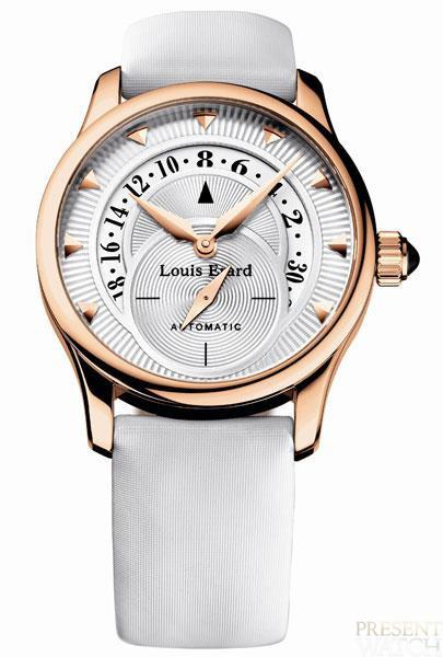 Pink Gold White by Louis Erard