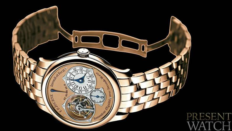 Tourbillon Souverain (gold)