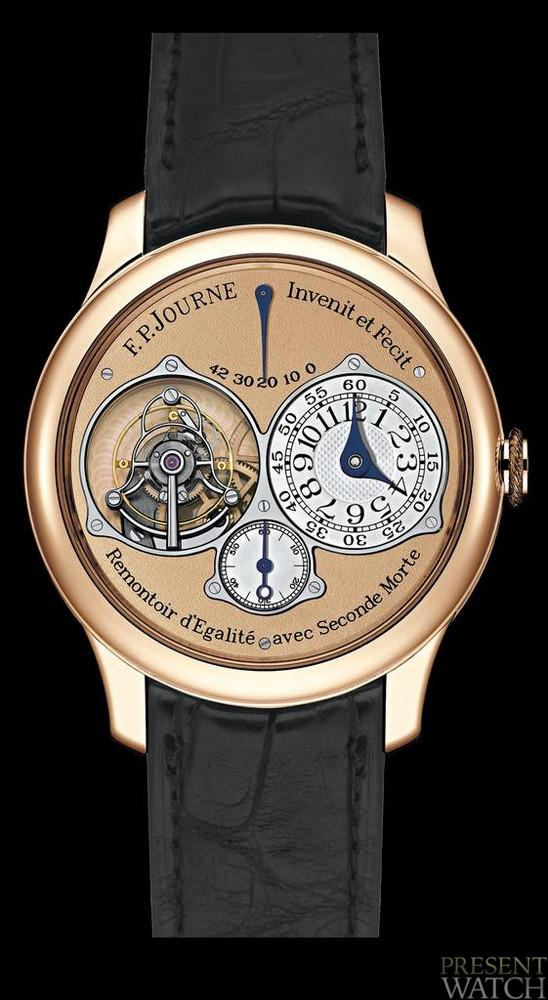 Tourbillon Souverain (Pink Gold)