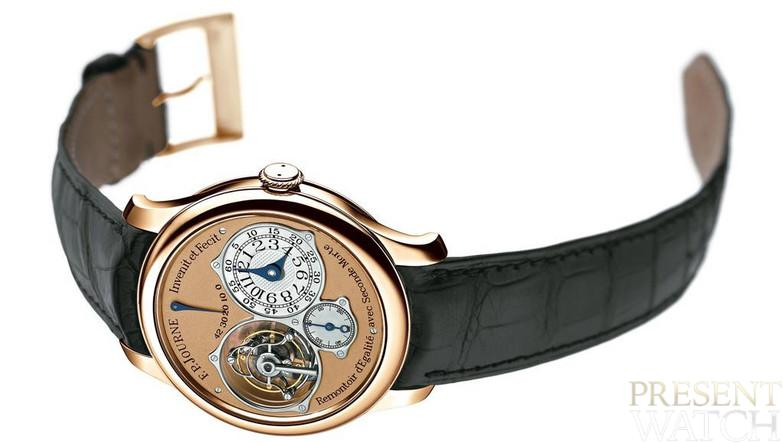 Tourbillon Souverain (side)