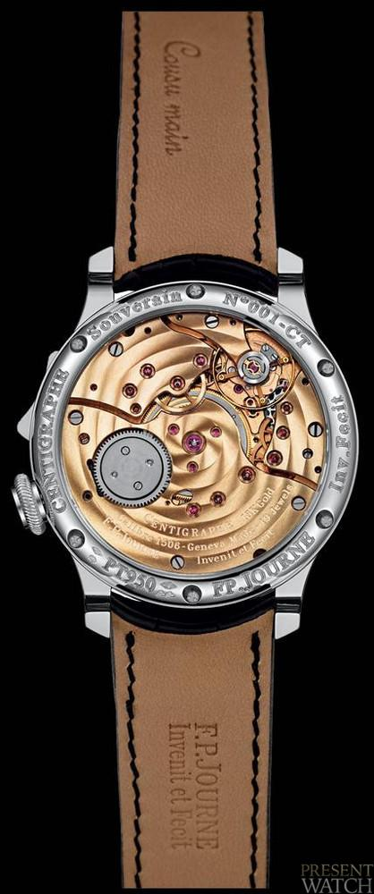 Centigraph Souverain FP Journe (leather)