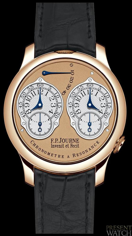 Chronograph resonance system FP Journe (3)