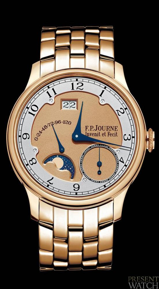 Octa Divine 38 Gold FP Journe