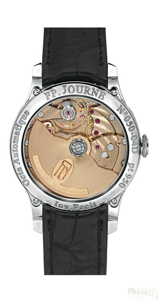 Octa Divine 36 back by FP Journe
