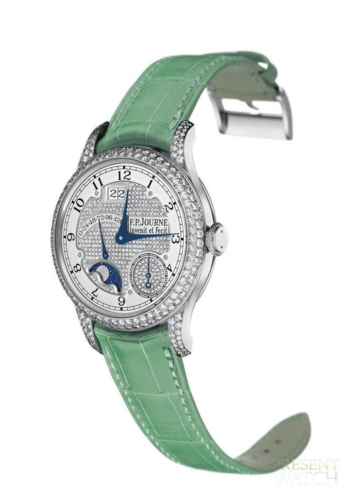 Octa Divine 36 Green by FP Journe