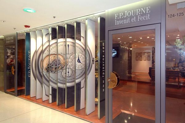FP Journe Boutique in Hong Kong