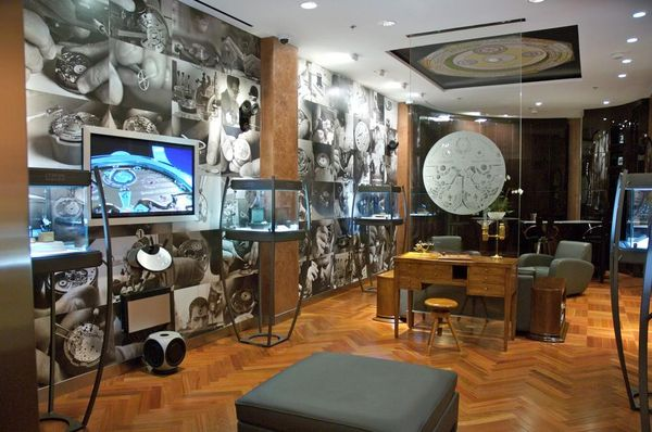 FP Journe Boutique in Paris