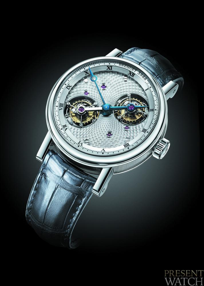 Breguet present watch