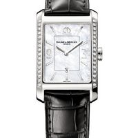 Baume & Mercier Hampton Classic L Diamond-set – 8811